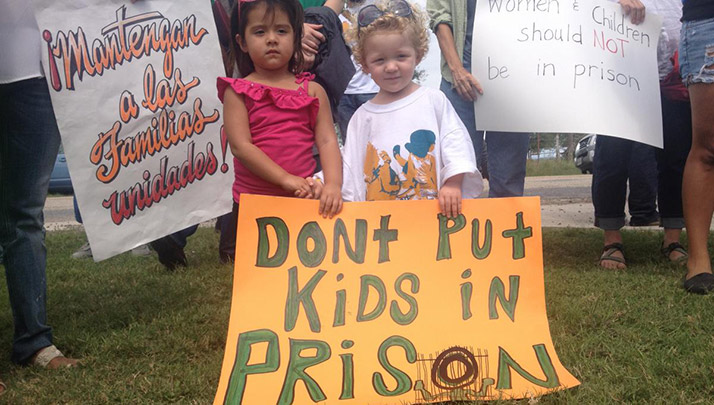 Image result for photos of children in US detention centers